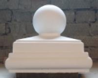 Крышка верхняя с шаром тип 2