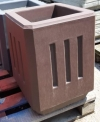 Урна бетонная тип 2