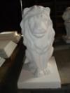 Лев сидя малый
